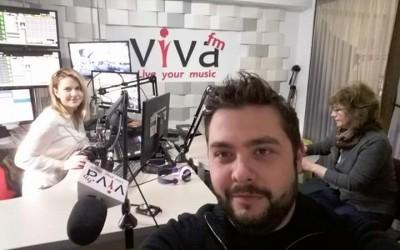 """Interviu la Viva FM: Crucea Roșie a încheiat cu succes proiectul """"Mâinile tale pot salva o viață"""""""